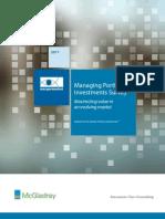 2011 Managing Portfolio Investments Survey