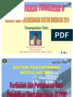 Sistem Modular 2011
