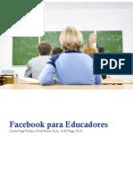 Facebook para Educadores (Portuguese)