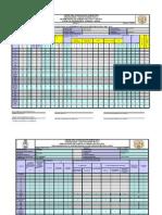 Formato Proyeccion Cupos f002-f003 Ies-cg-2011