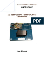 Qnet-dcmct User Manual