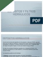 DEPÓSITOS Y FILTROS HIDRÁULICOS