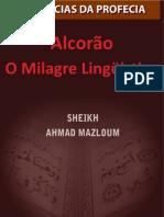 Alcorao o Milagre Linguistico - Sheikh Ahmad Mazloum
