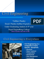 Civil Engineering by vaibhav pandey