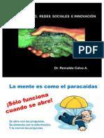 Capital Humano, Redes Sociales e innovaciýn120411