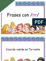 Frases Con RR