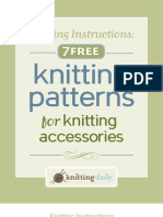 Knitted_accessories Free eBook