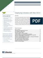 Likewise Enterprise Version 4.0 Macintosh Deployment Guide