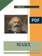 La filosofía de K. Marx