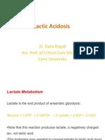 Lactic Acidodis