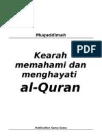 MUQADDIMAH zilal
