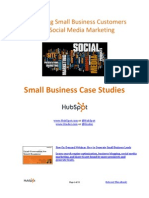 Small Business Social Media eBook Hubspot