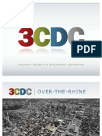 Historic Preservation by 3CDC