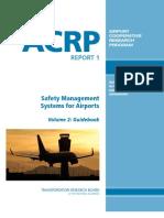 ACRP SMS Guidebook