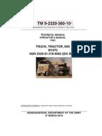 TM-9-2320-360-10  M1070 8x8 HET