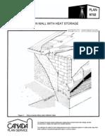 Canada Plan Service Solar Ventilation Wall