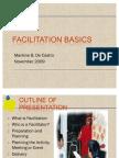 1. Facilitation Basics MBC
