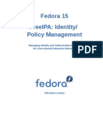 Fedora 15 FreeIPA Guide en US