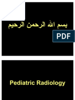 Final Pediatric Radiology