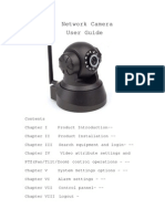 Network Camera User Guide