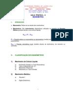 manometro diferencial hidrostatica