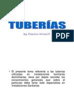 4  Tuberías