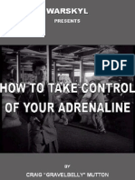 How to Take Control of Your Adrenaline