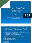 Flex Fuel Technologies