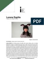 Privadoentrevistas Lorena Espitia