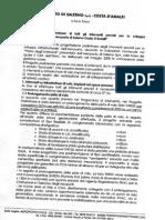 Relazione tecnica per l'allungamento della pista dell'aeroporto di Salerno