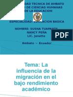 La Migracion