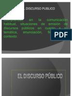 El Discurso Pc3bablico Situacic3b3n de Enunciacic3b3n[2 2]