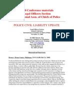 42 U.S. Code §1983 – 2000 Updates