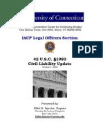 42 U.S. Code §1983 – 2009 Updates