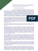 Ley Hipotecaria 1946 y Modificaciones