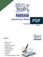 Nestle Comapny Presentation