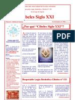 Revista Civeles siglo 21