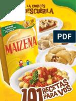 Recetario Maizena Sabores Latinos