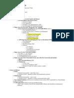 Florida Criminal Procedure Outline