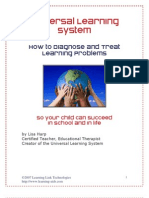 Free Quick Assessments for Learning Disabilities