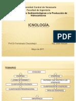 PRESENTACION GENERAL DE ICNOLOGIA