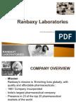 Finalll Ranbaxy_final Ppt