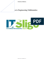 Introduction to Engineering Mathematics Book Rev 0
