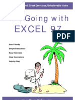 Get Going With Excel 97