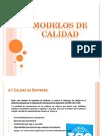 Unidad IV Modelos de Calidad