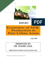 AME-1-Report-Economic of Milk Production in Peri-Urban Areas