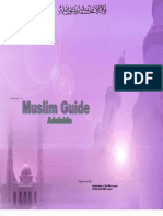 Muslim Guide Adelaide  version 1.1 2007-12-13