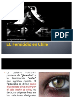 EL Femicidio en Chile