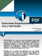 Presentacion Call Center Ene 2009