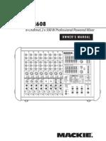 MACPPM608 Manual